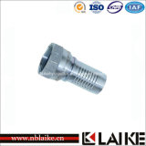 Bsp Female Thread 45# Carbon Steel Hydraulic Hose Fitting (22611D)