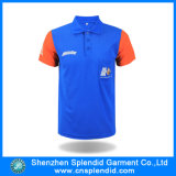 Изготовленный на заказ Raglan Sleeve Polo Shirt Design Men с Pocket