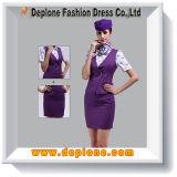 De recentste Uniformen van de Stewardess van de Luchtvaartlijn (AU401)