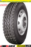 All Kinds of Certificate (LM203)の長いPattern 3月New Radial Truck Tire