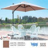 Ombrello di Sun commerciale del parasole della mobilia esterna superiore