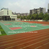 Nuova pavimentazione di gomma sviluppata di sicurezza esterna a più strati