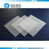 Folha clara do PC do policarbonato da difusão para lâmpadas do diodo emissor de luz