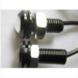 공장 차 DIY 1.8cm 2.3cm 9W 7000k 500 루멘 방수 날카로운 눈 LED 주간 달리기 또는 브레이크 램프/빛 (DC 12V)