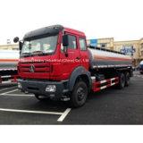 벤즈 Technology를 가진 아프리카 Market를 위한 Beiben Fuel Tank Truck 6X4 Excellent Quality