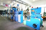 Plc-automatischer niedriger Rauch-Halogen-Freie Kabel-Strangpresßling-Maschine