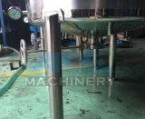 Embarcação de mistura de mistura sanitária da estrutura de camada do tanque do aço inoxidável única (ACE-JBG-D3)