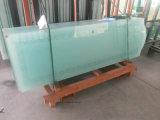 Glassato o l'acido ha inciso il vetro temperato dello schermo di acquazzone