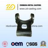 Soemcnc-maschinell bearbeitendes legierter Stahl-Teil für Kleber-Ofen