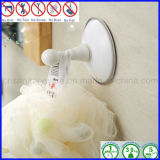 Пальто чашки всасывания ванной комнаты одиночные и крюк вешалки робы
