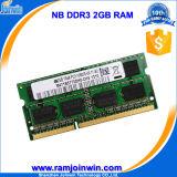 Laptop 128MB*8 DDR3 2GB RAM Memory