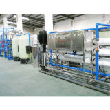 12 anni della fabbrica del rifornimento dell'acqua potabile di sistema compatto del RO
