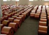 Hohes Leitfähigkeit-Kupfer-plattierter Stahlstrang-Massen-Draht