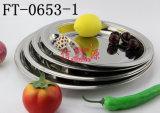 La pâtisserie d'acier inoxydable divisent le plateau (FT-0653-1)