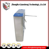 304ステンレス鋼のドアアクセスシステム三脚の回転木戸のゲート