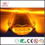 Indicatore luminoso di falò ambrato del magnete di barra chiara dello strumento portatile di avvertenza mini LED/Halogen impermeabile