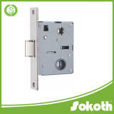 Fechamento de porta da alta qualidade do mercado de Indonésia, fechamento da porta deslizante, fechamento de madeira da porta deslizante