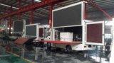 P10 SMD 이동할 수 있는 트럭 LED 텔레비젼 옥외 광고 발광 다이오드 표시 스크린