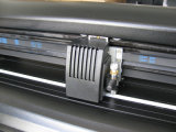 Plotter de corte de alta precisão Cortador de vinil Vermelho DOT Postioning Sensor System Plotter Cutting Machine