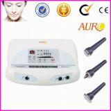 Máquina facial ultra-sônica profissional opcional da beleza 1MHz ou 3MHz de Au-8205
