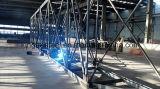 鉄骨構造の建物の溶接の製造の鋼鉄構築