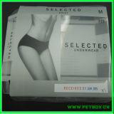 Empaquetage en plastique de sous-vêtements de qualité supérieur d'impression de pp