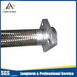 Boyau de tressage de fil avec l'embout de tuyau