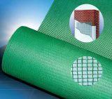 Red Álcali-Resistente de la fibra de vidrio para Eifs 4X4m m, 145G/M2