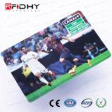 Tarjeta RFID, tarjeta de identificación de PVC, tarjeta inteligente de negocios IC tarjeta de tarjetas de identificación (HY-001)