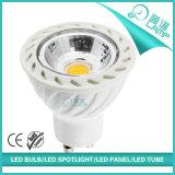 2016の新しい穂軸5W GU10 LEDの電球
