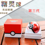 Le rétablissement 2016 3 Pokemon vont le chargeur relatif 12000mAh de Pokeball Powerbank