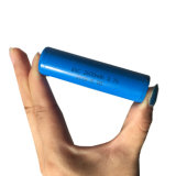 Batterie 18650 2600mAh batterie rechargeable au lithium