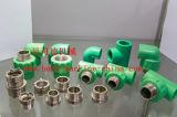 Alta dureza de tuberías de plástico Máquina de Inyección