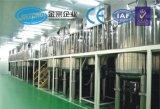 Jinzong producto de limpieza de discos del suelo de 1000 litros que hace el tanque de mezcla de la máquina