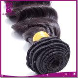 Weave indiano do cabelo de Remy da onda das extensões do cabelo