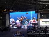 フルカラーのLED表示スクリーン3年の保証の屋内P7.62-8スキャンか表示板