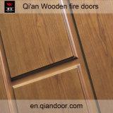 Дверь тимберса Mandshurica Fraxinus Пожар-Rated