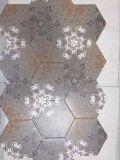 Nouvelles tuiles de mur d'hexagone de conception