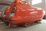 Aplicación de lanzamiento libre del pescante del bote salvavidas de la caída del SOLAS