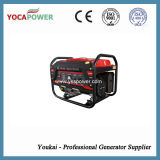 jogo de gerador portátil da gasolina da potência do motor do fio 2kVA de cobre