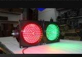 LED 200mm Fabricante de PC luz de señal de tráfico Rojo Verde