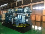 Changhaï Diesel Engine Sdec Industrial Generator Set avec Maraton Alternator