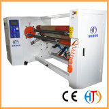 Dois Shafts Adhesive Tape Rewinding Machine com Driven Bubble Function