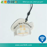 Em4100 RFID Smart Epoxy Tag com Irregular Shape