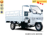 Cabinの熱い中国250cc Gasoline 3 Wheel Motorcycle Cargo Trike Three Wheel Motorcycle