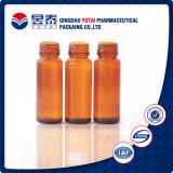 Alta bottiglia di vetro ambrata di Quanlity 30ml di migliore vendita per olio essenziale