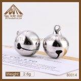 Fashion Nice Quality 16mm Metal Jingle Ring Bells pour Promotion
