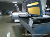 Laser 절단 의복 직물 종이 고무 가죽 아크릴 조각 기계