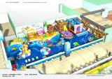 Профессиональное изготовление оборудования спортивной площадки океана опирающийся на определённую тему крытого