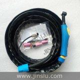 Tocha de soldadura de refrigeração ar do arco de argônio da alta qualidade TIG-9/Wp-9 (punho azul)